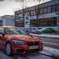 2018 BMW M140i xDrive test drive 1 120x120