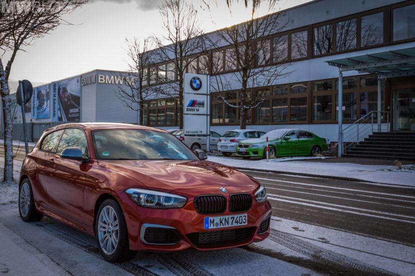 2018 BMW M140i xDrive test drive 1 830x553