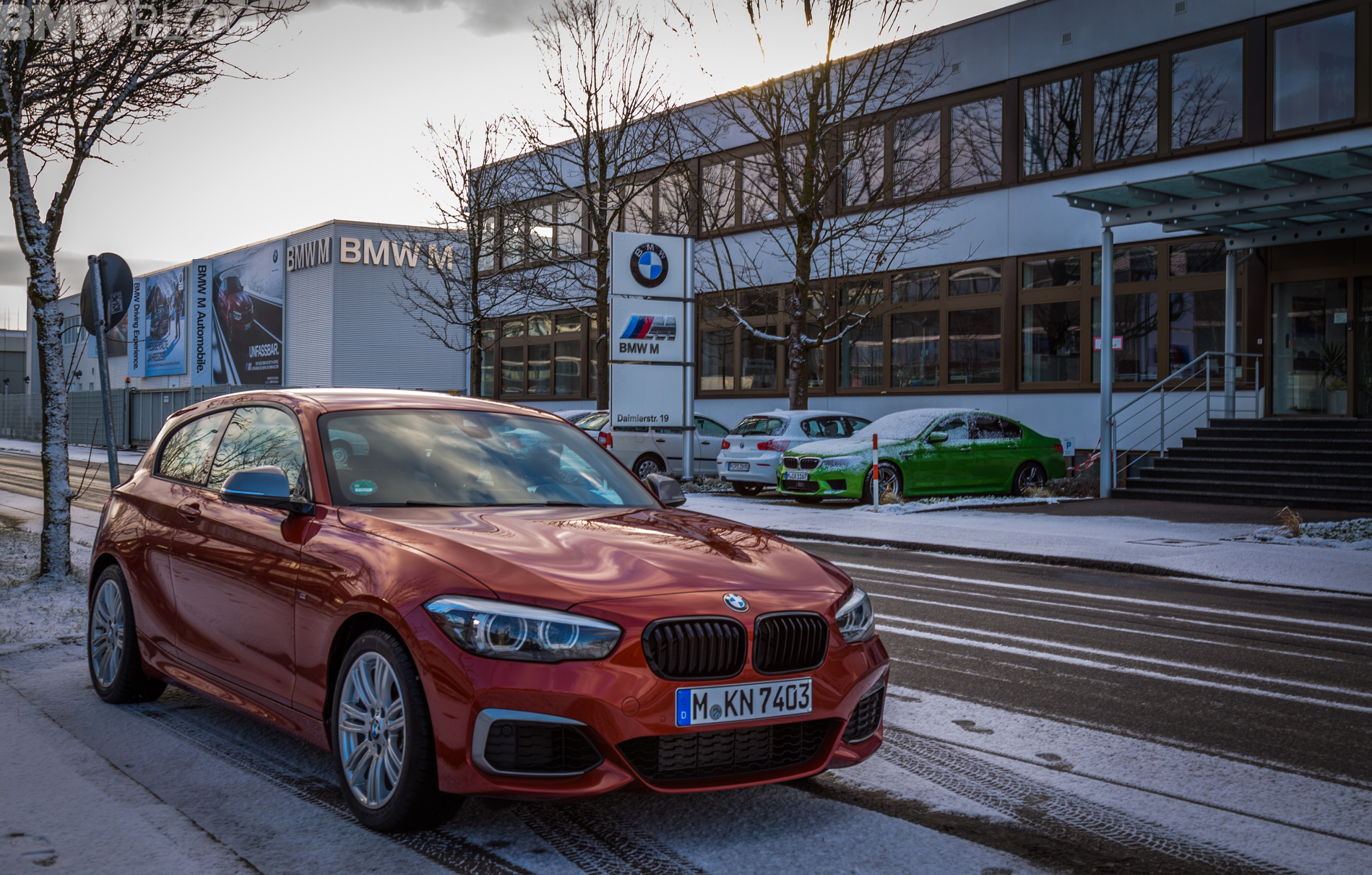 2018 BMW M140i xDrive test drive 1