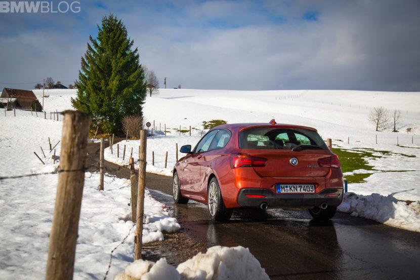 2018 BMW M140i xDrive test drive 10 830x553