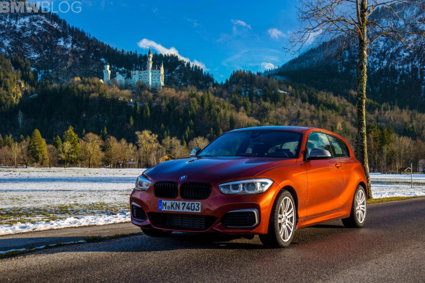 2018 BMW M140i xDrive test drive 12 830x553