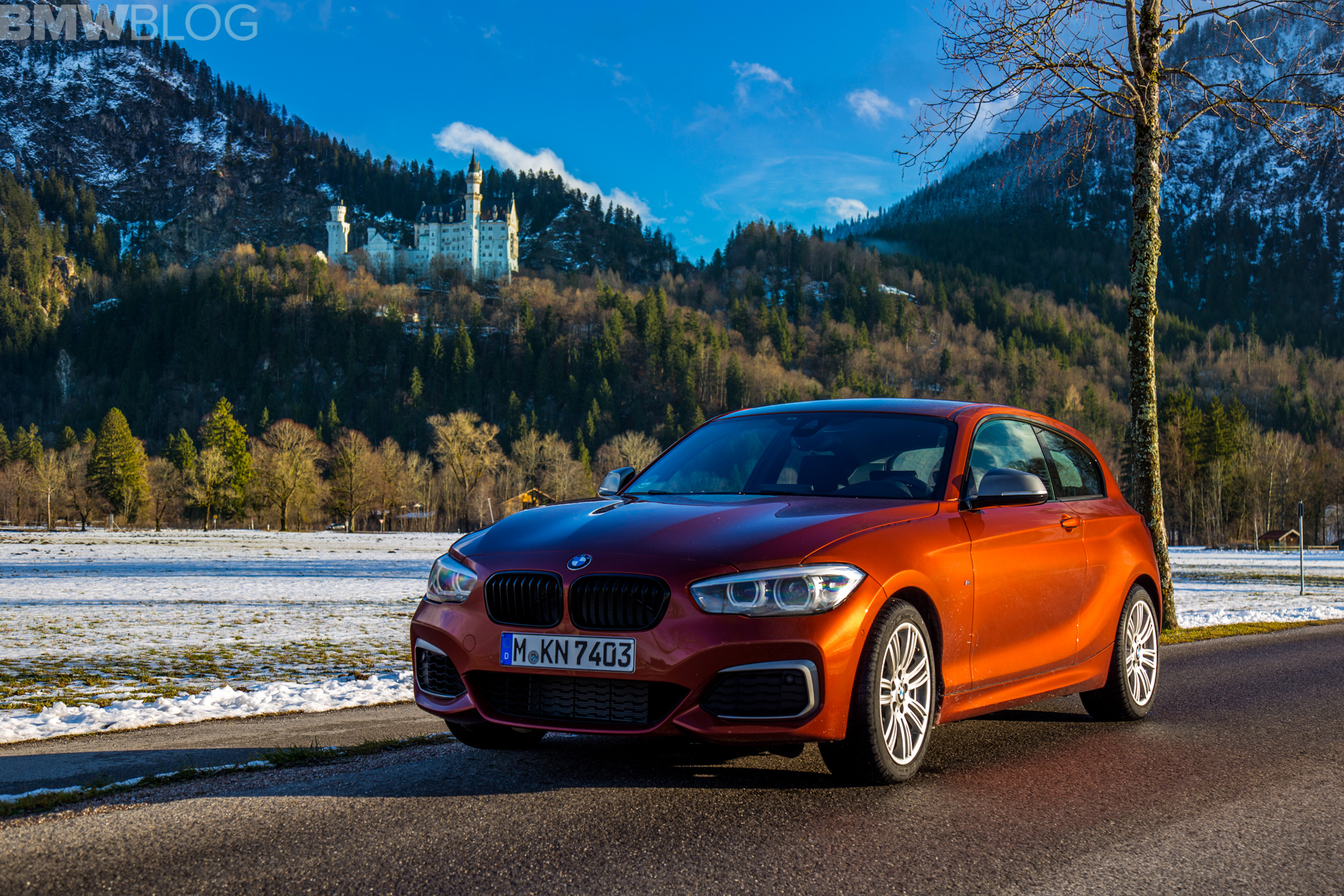 2018 BMW M140i xDrive test drive 12