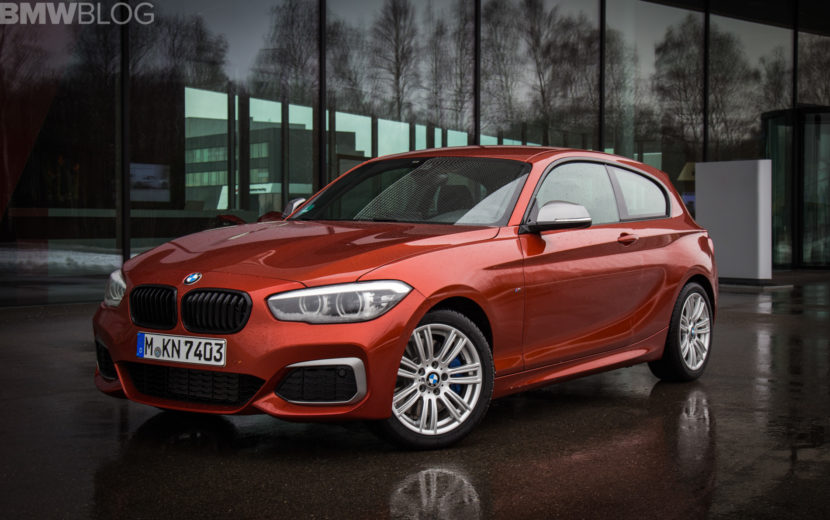 2018 BMW M140i xDrive test drive 2 830x520