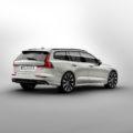 New Volvo V60