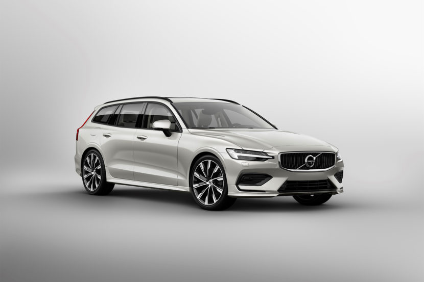 223535 New Volvo V60 exterior 830x553