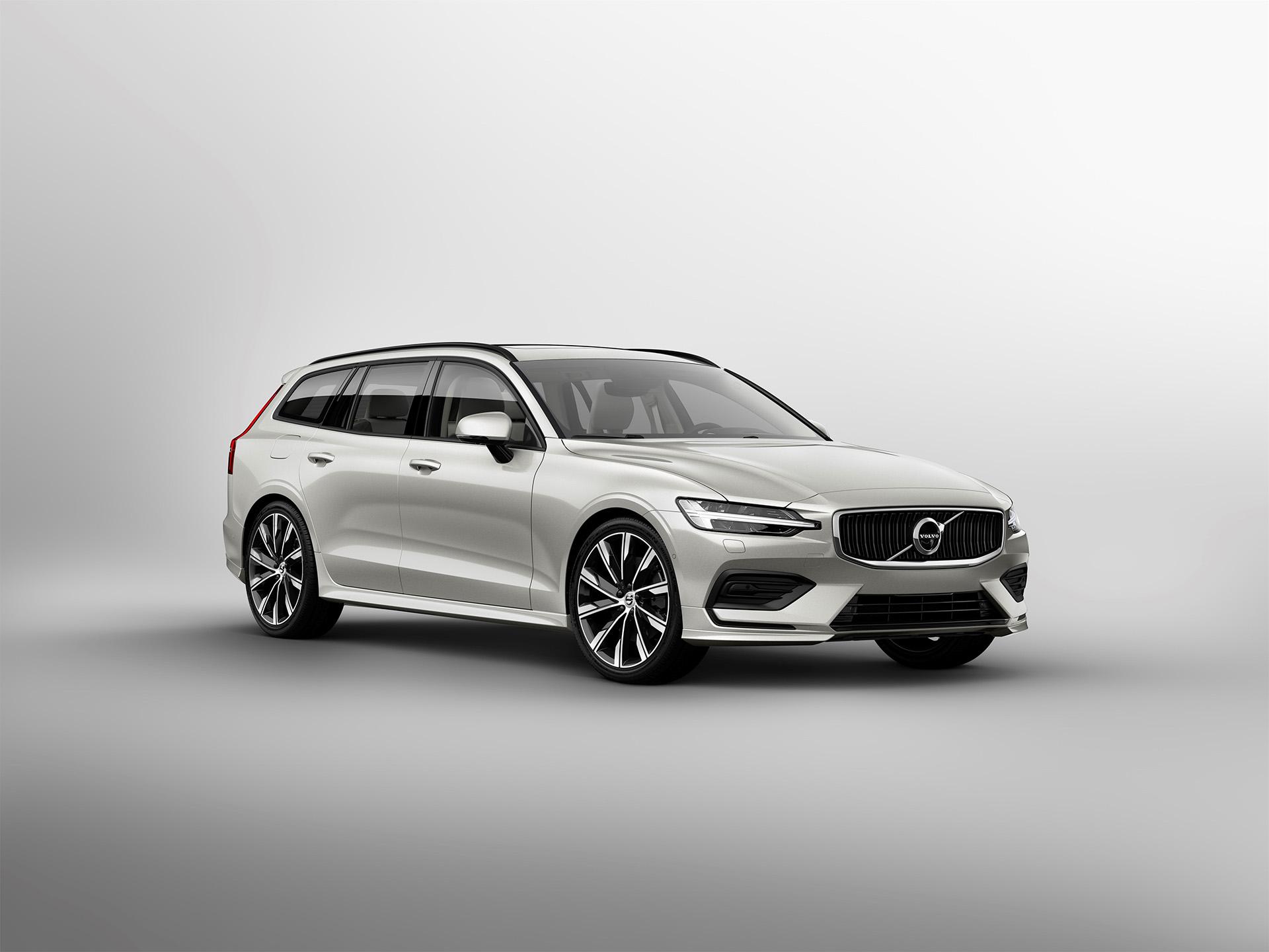 223535 New Volvo V60 exterior