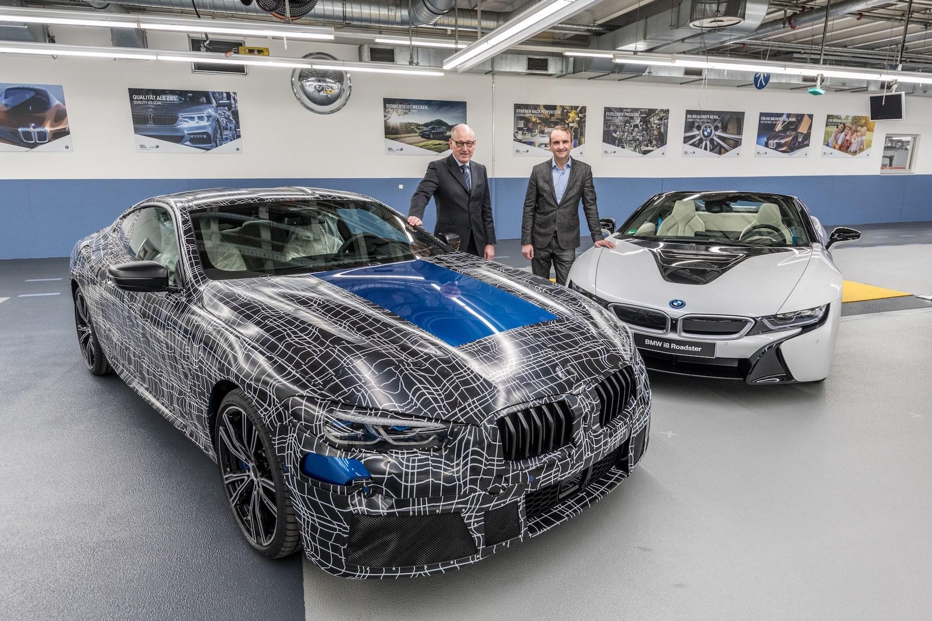BMW 8 Series 2