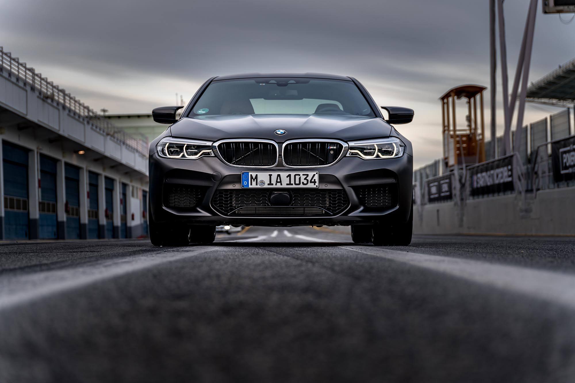 BMW M5 F90 Individual Frozen Black 02
