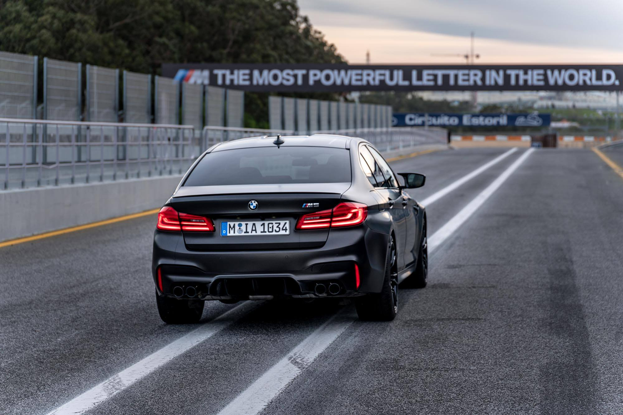 One Of Them Is A BMW F90 M5 In Frozen Black Color That Has Enjoyed Many Years Great Popularity With Individualists Who Do Not Want To Attract