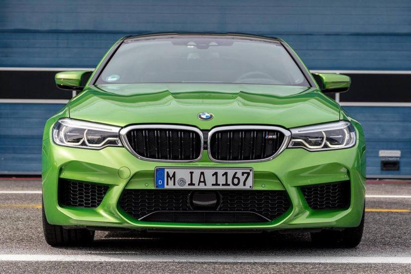 BMW M5 F90 Individual Java green 03 830x553