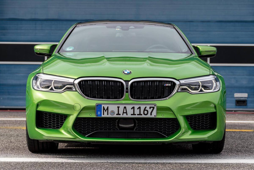 BMW M5 F90 Individual Java green 03 830x555