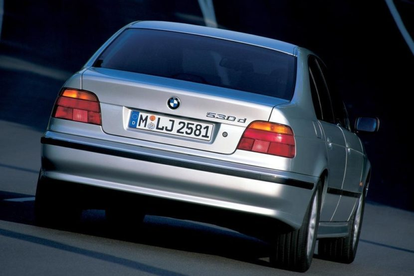 BMW Sport Diesel 530d E39 830x553