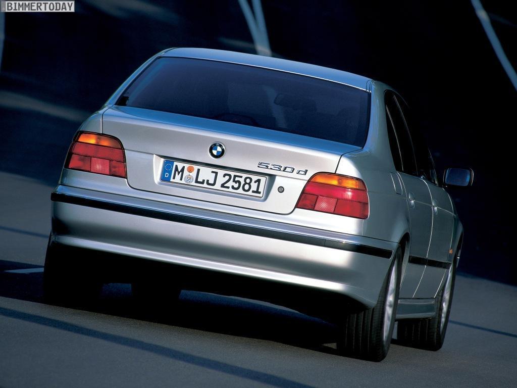 BMW Sport Diesel 530d E39