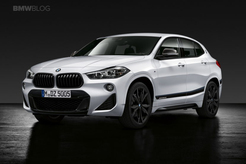 BMW X2 M Performance Parts 01 830x553