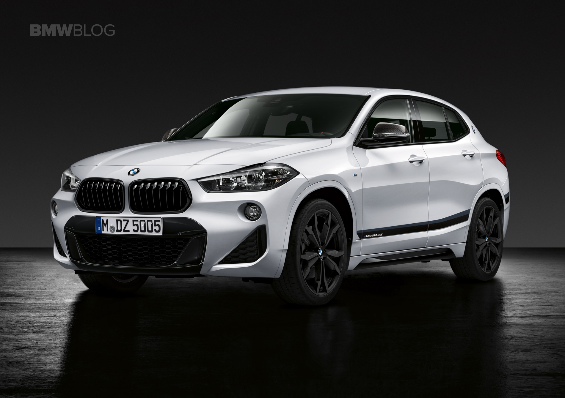 BMW X2 M Performance Parts 01