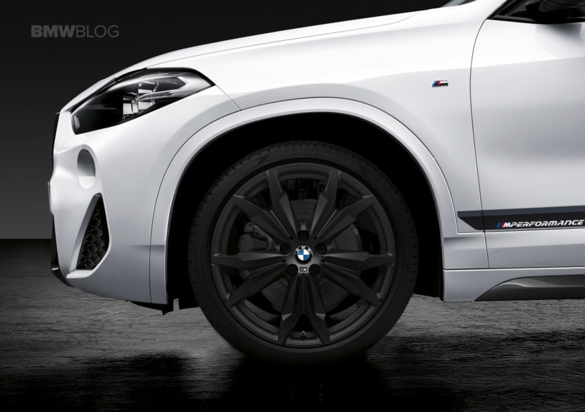 BMW X2 M Performance Parts 04 830x585