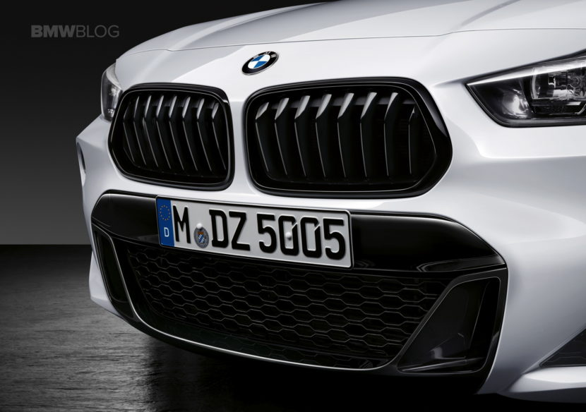 BMW X2 M Performance Parts 06 830x584