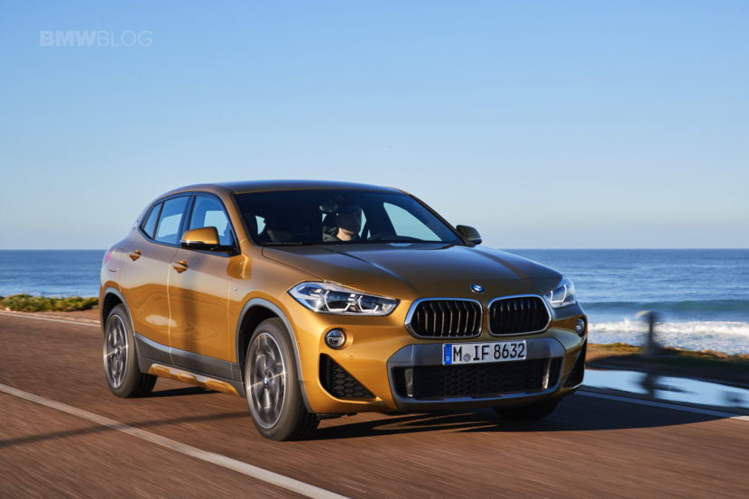 BMW X2 Photo gallery Lisbon 04 830x553