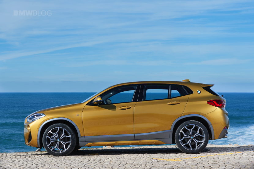 BMW X2 Photo gallery Lisbon 100 830x553