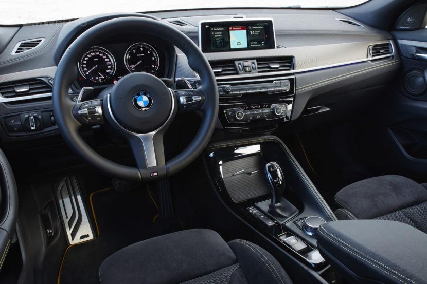 BMW X2 Photo gallery Lisbon 115 830x553