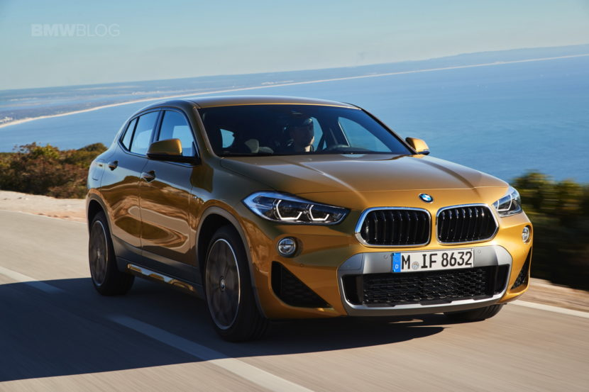 BMW X2 Photo gallery Lisbon 17 830x553