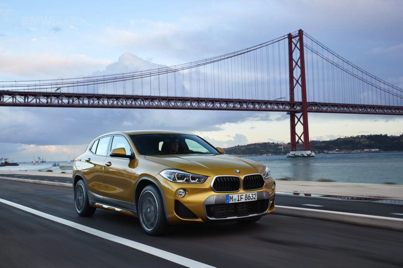 BMW X2 Photo gallery Lisbon 39 830x553
