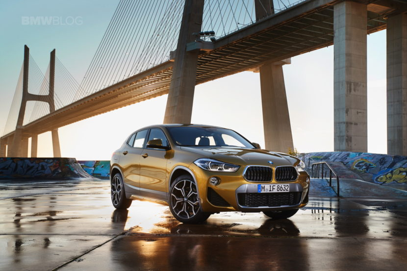 BMW X2 Photo gallery Lisbon 49 830x553