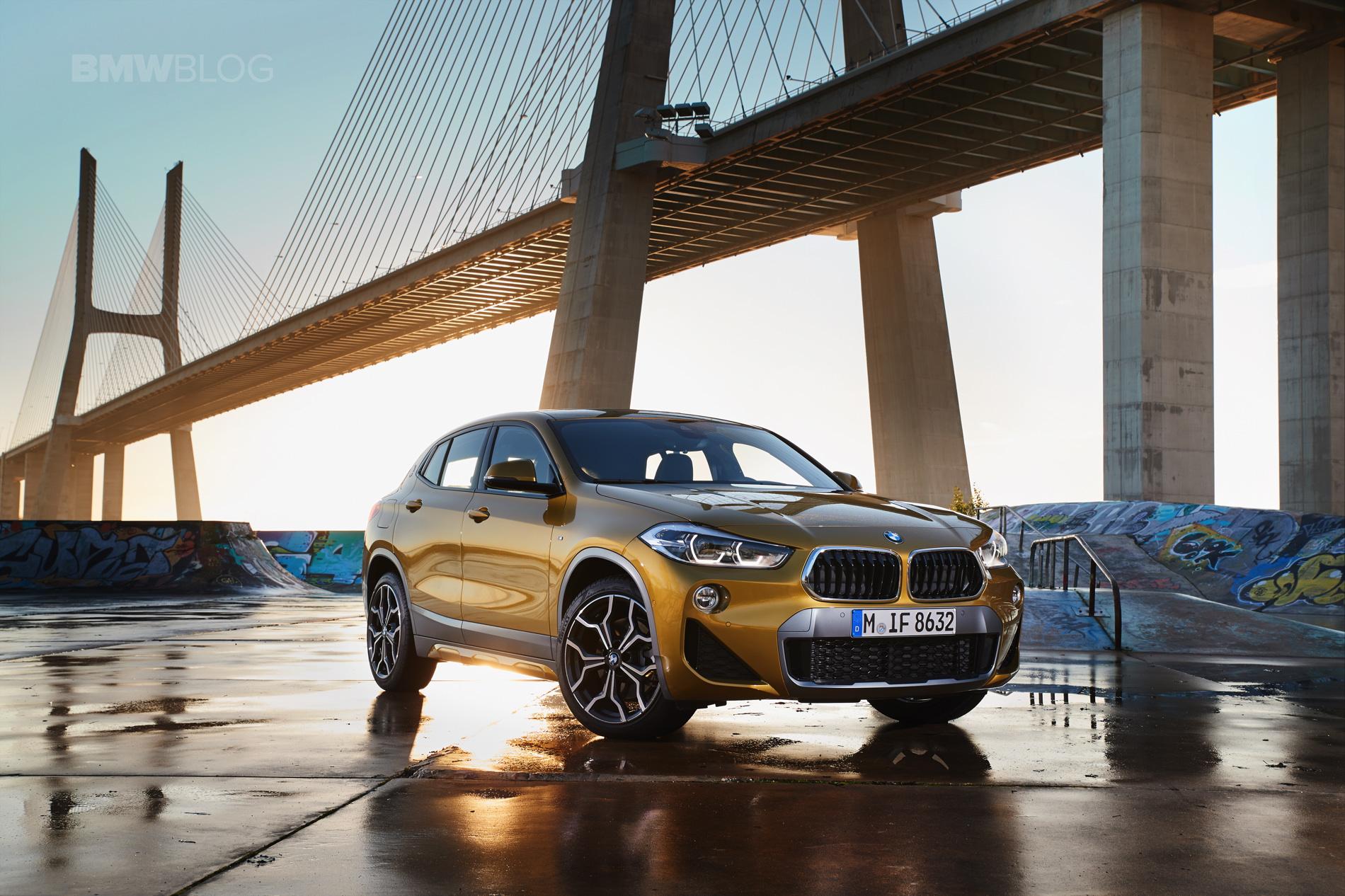 BMW X2 Photo gallery Lisbon 49