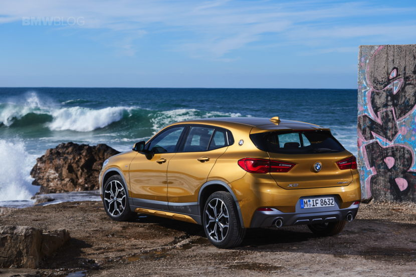 BMW X2 Photo gallery Lisbon 73 830x553