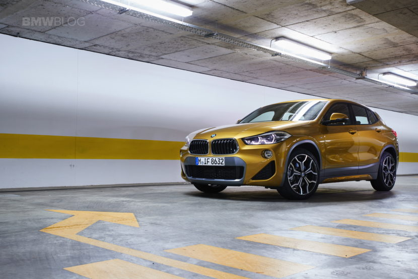 BMW X2 Photo gallery Lisbon 75 830x553