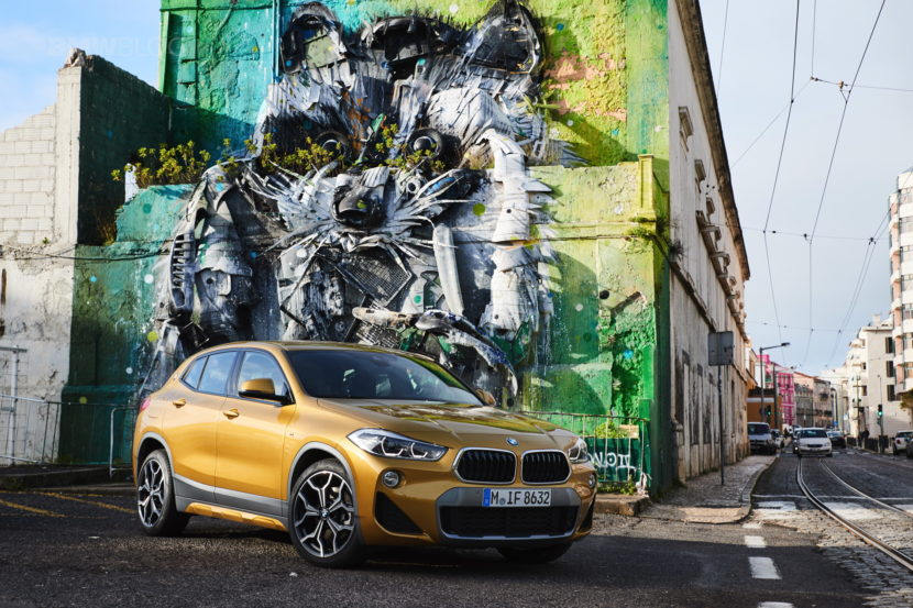 BMW X2 Photo gallery Lisbon 80 830x553