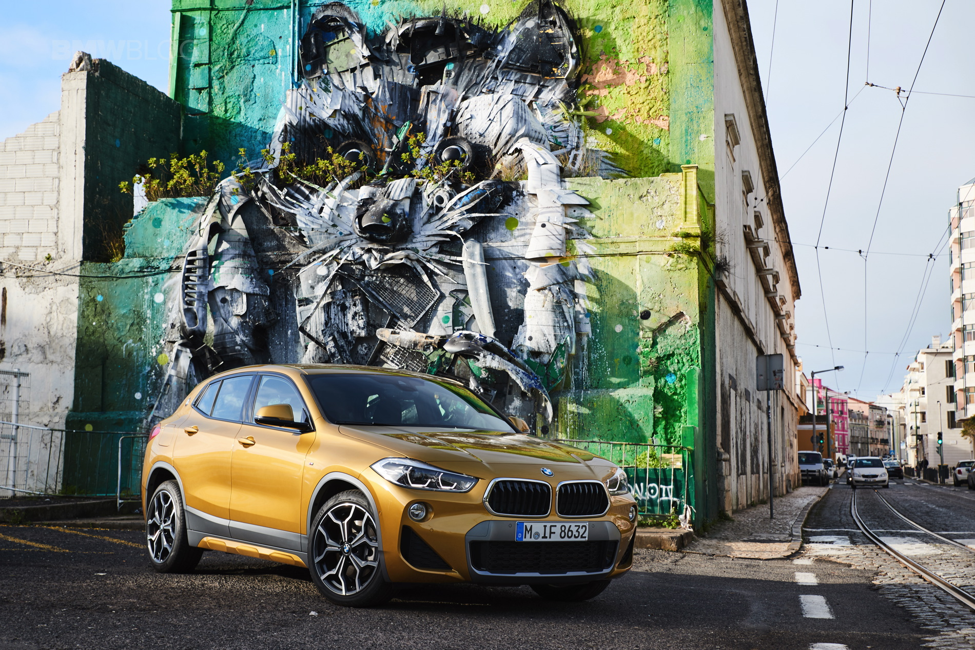 BMW X2 Photo gallery Lisbon 80