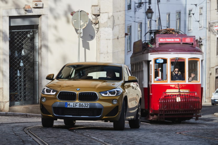 BMW X2 Photo gallery Lisbon 88 830x553