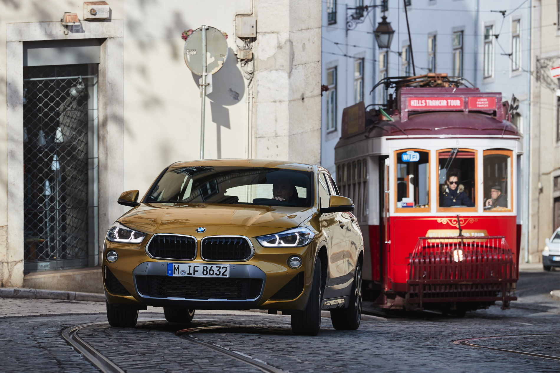 BMW X2 Photo gallery Lisbon 88