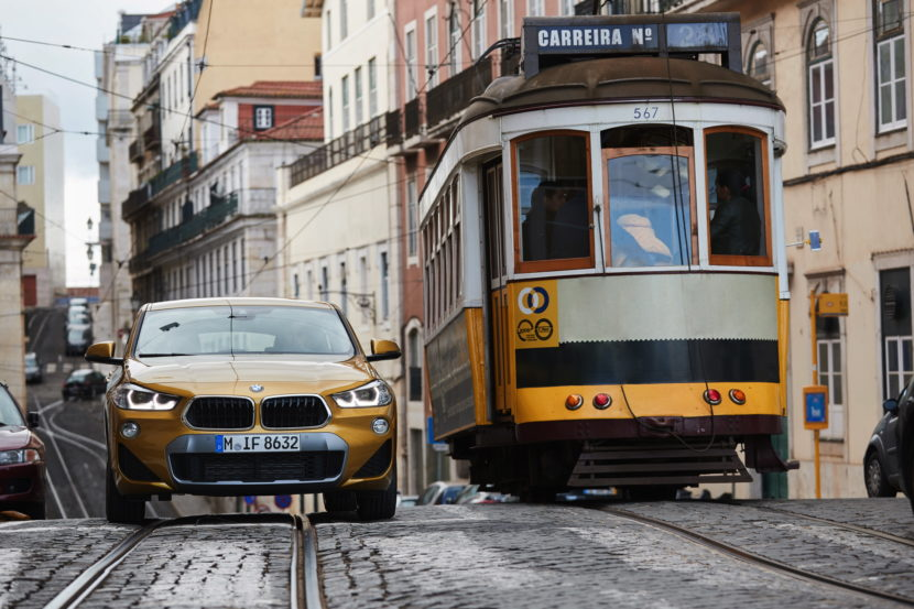 BMW X2 Photo gallery Lisbon 91 830x553
