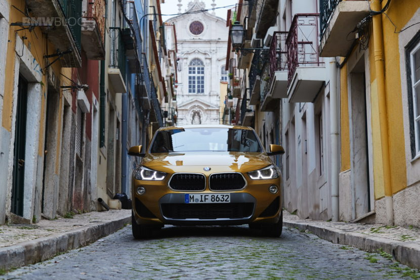 BMW X2 Photo gallery Lisbon 95 830x553