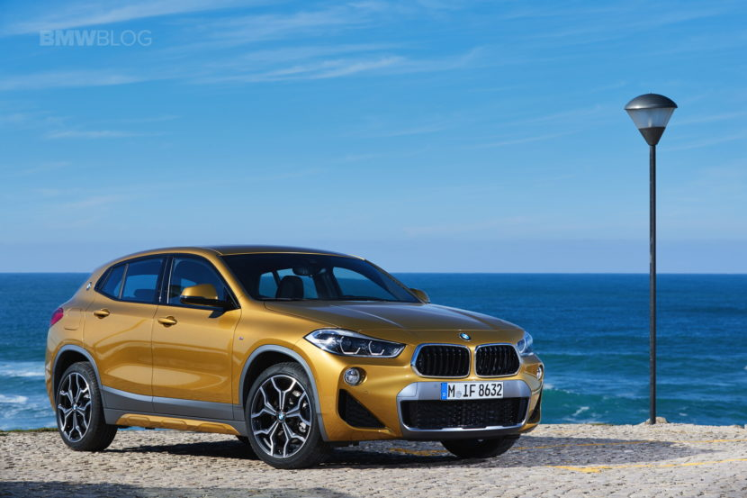 BMW X2 Photo gallery Lisbon 96 830x553