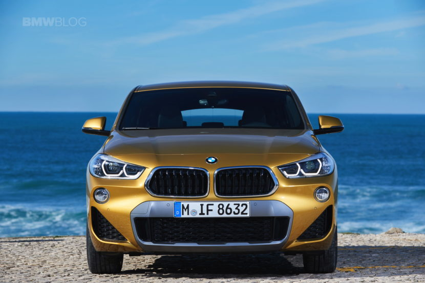 BMW X2 Photo gallery Lisbon 99 830x553