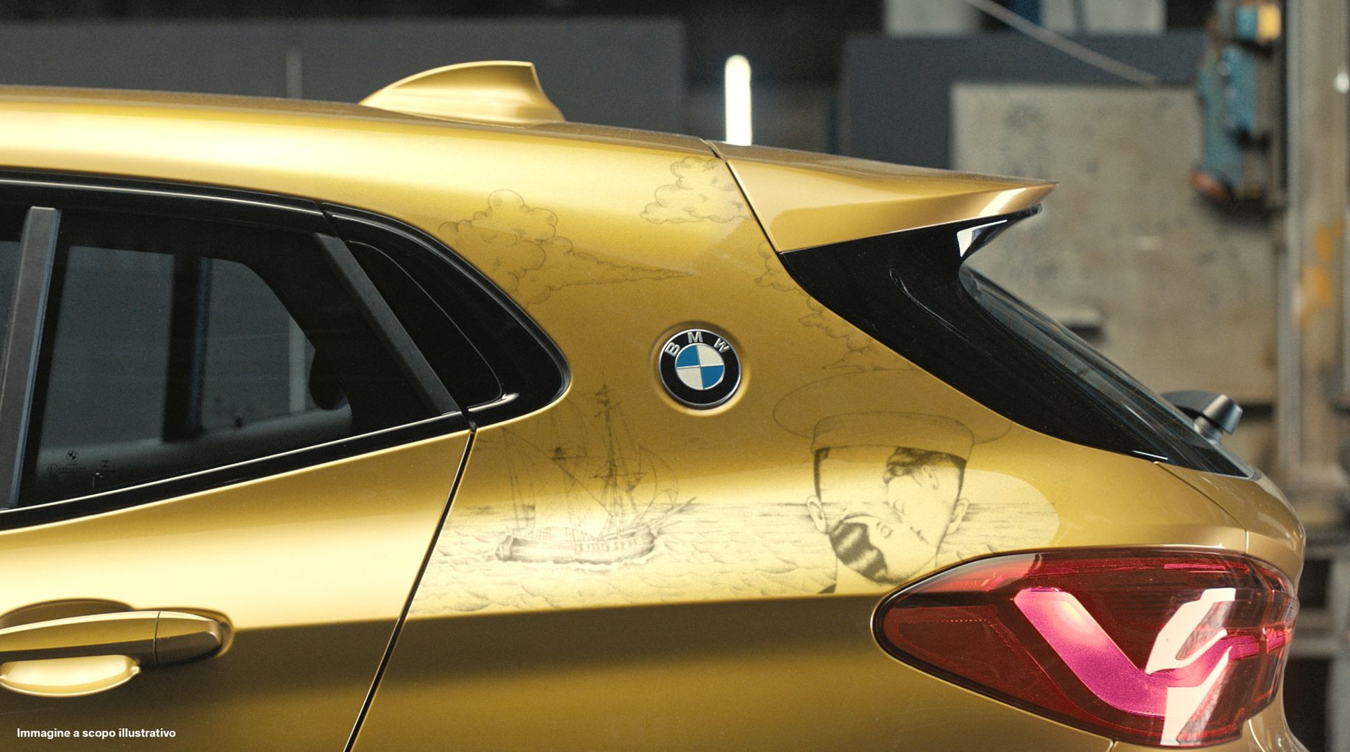 BMW X2 Rebel Edition 1