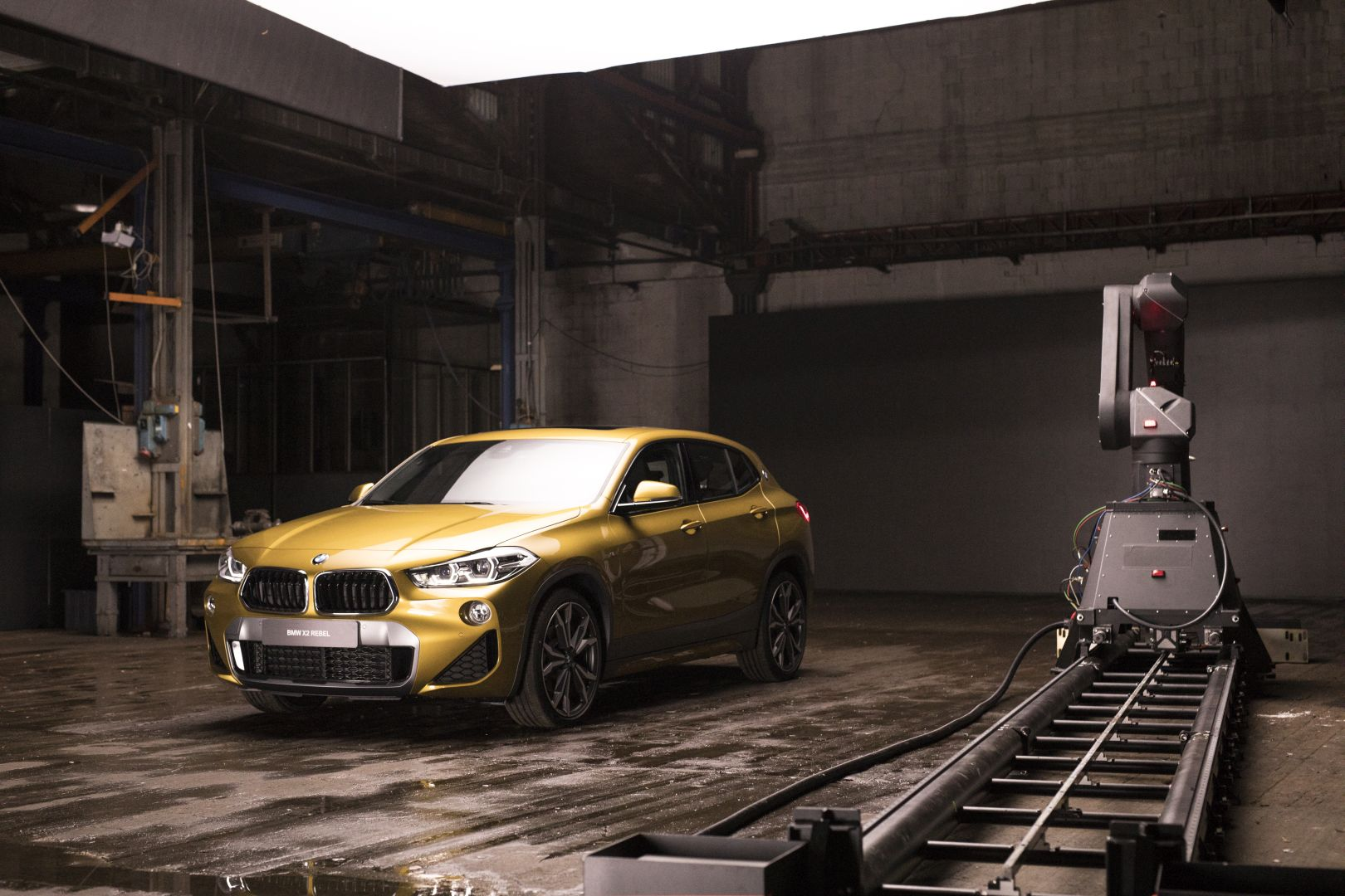 BMW X2 Rebel Edition 22