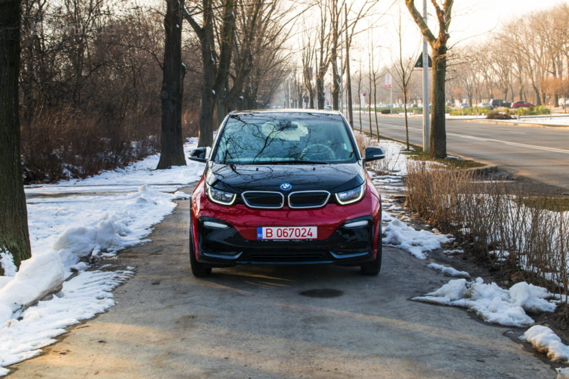 BMW i3s test drive review 21 830x553