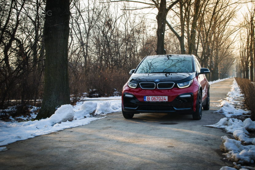BMW i3s test drive review 23 830x553