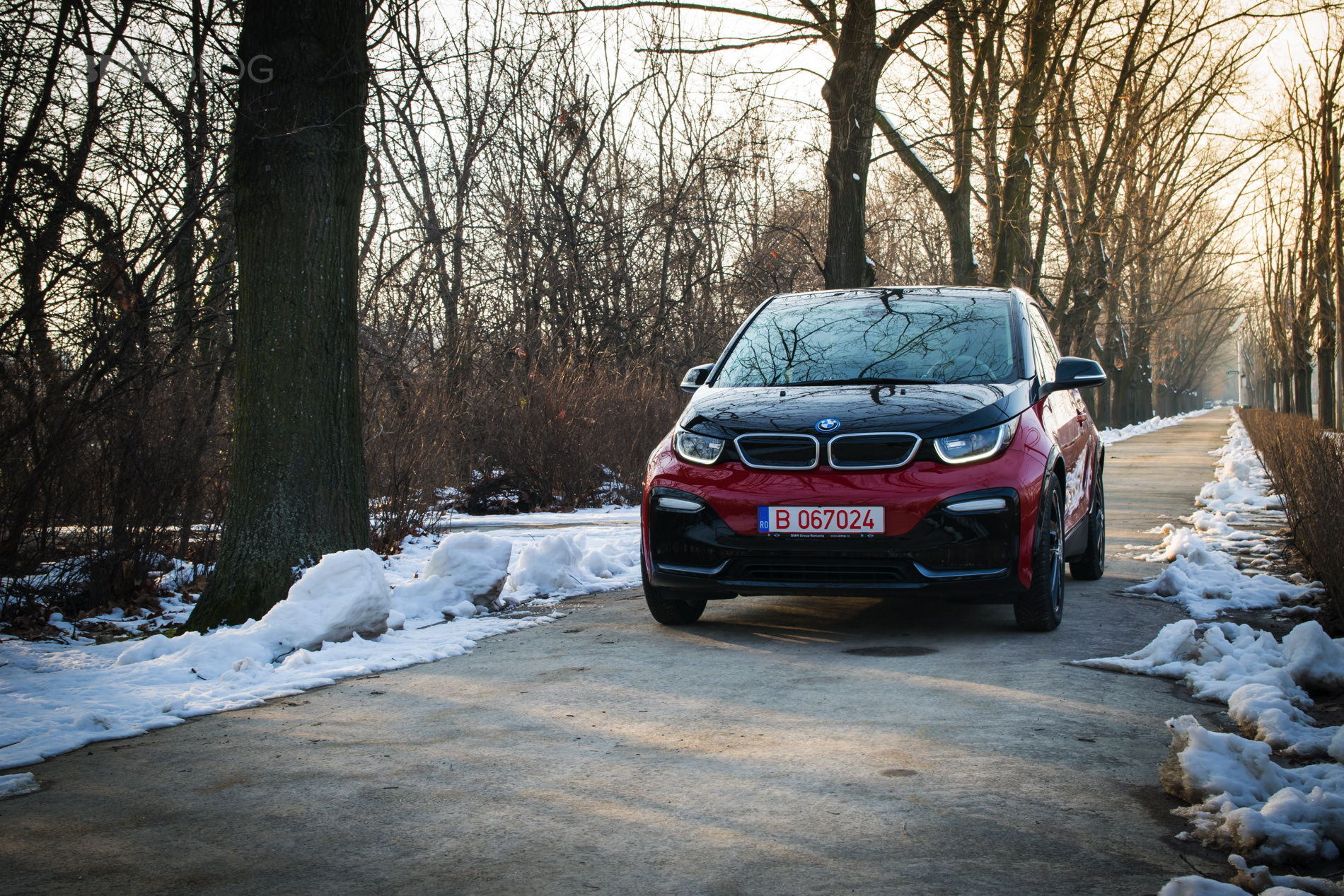 BMW i3s test drive review 23