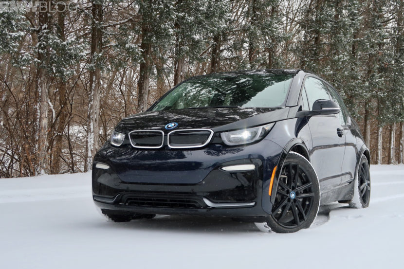 BMW i3s winter test drive 33 830x553