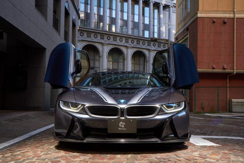 BMW i8 Kit by 3D Design 08 830x553