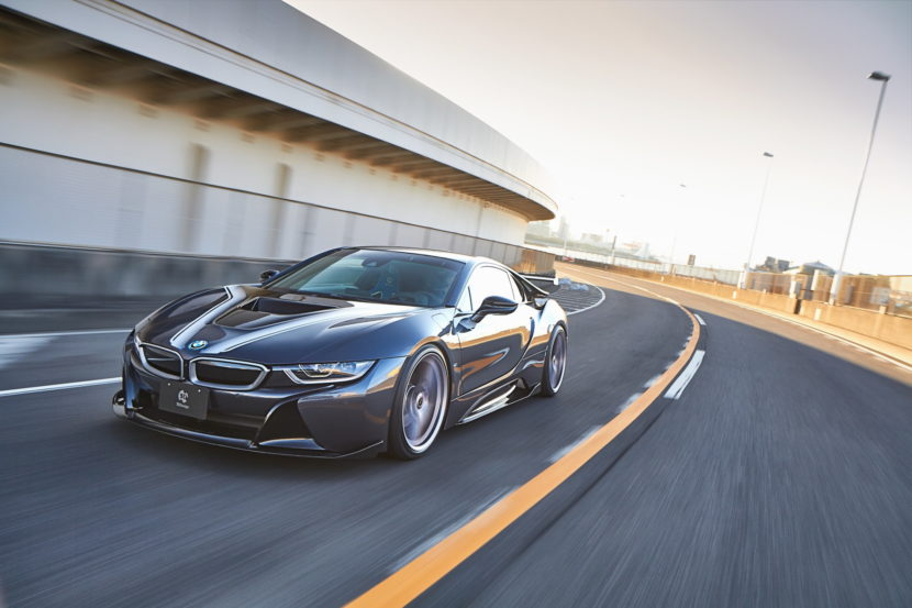 Interview with ALPINA CEO: How the ALPINA BMW i8 Almost Happened and Why it Didn't