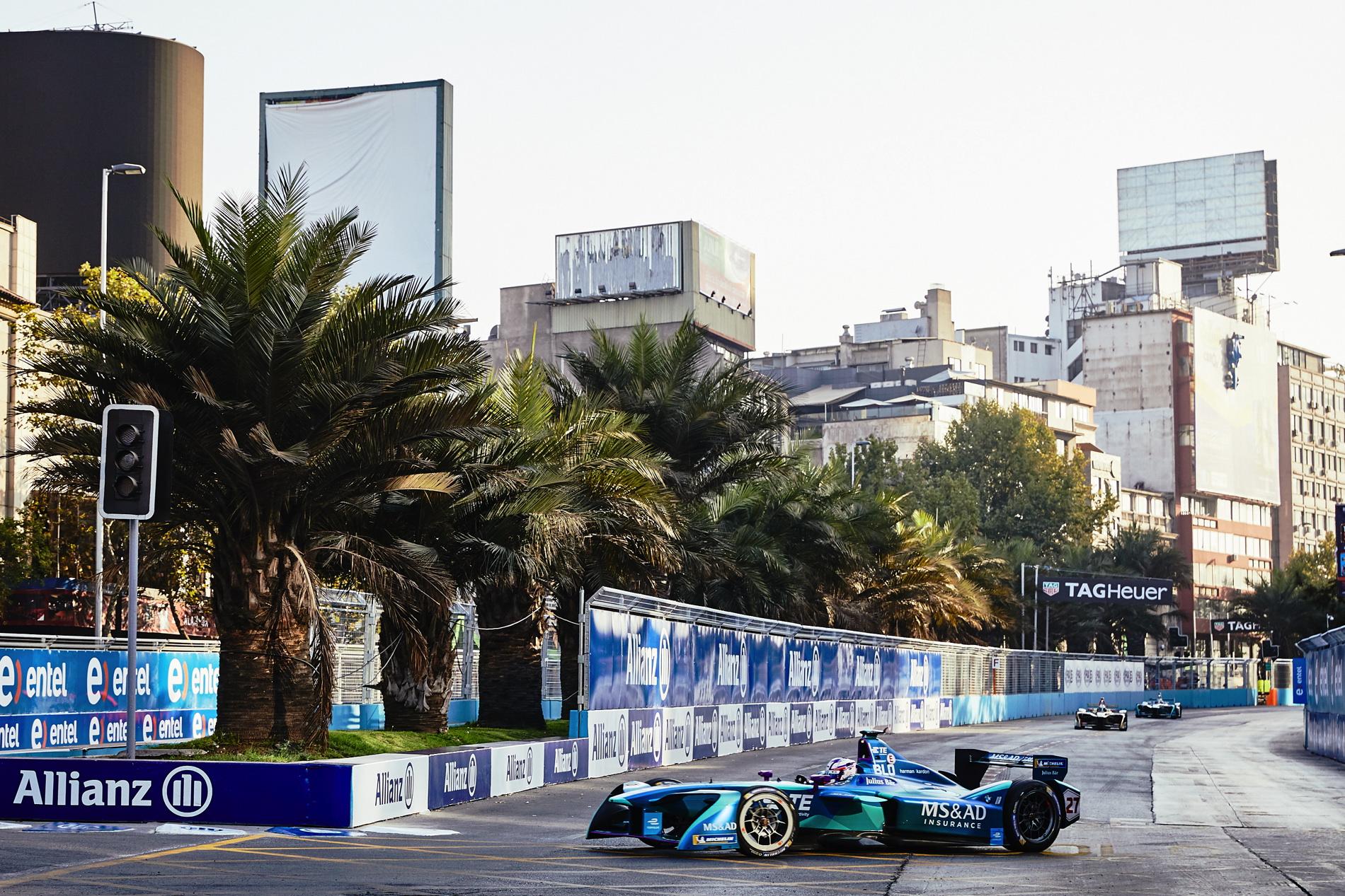 Formula E Santiago Chile 03