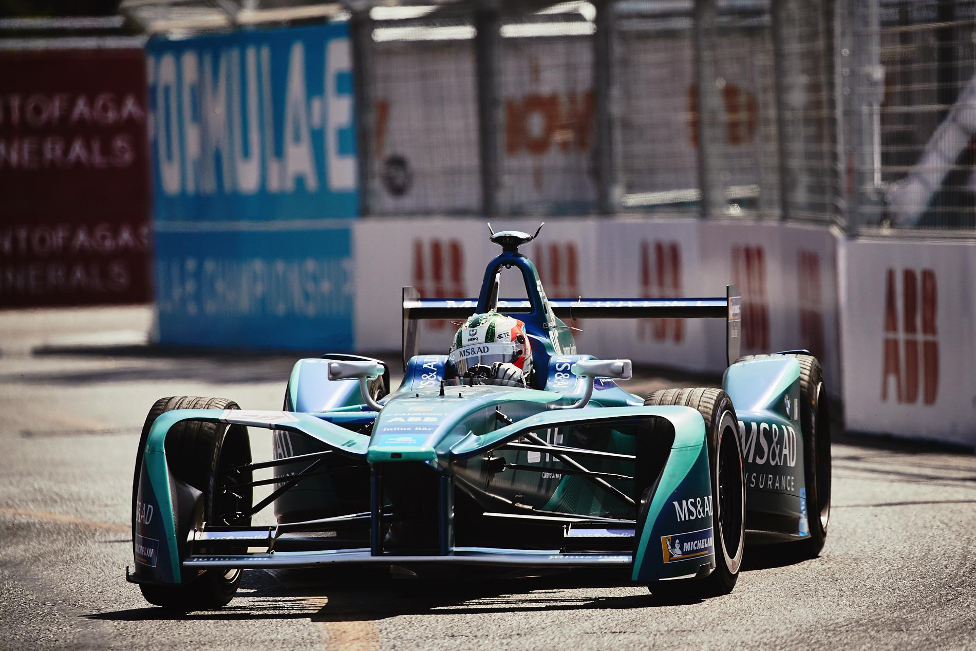 Formula E Santiago Chile 13