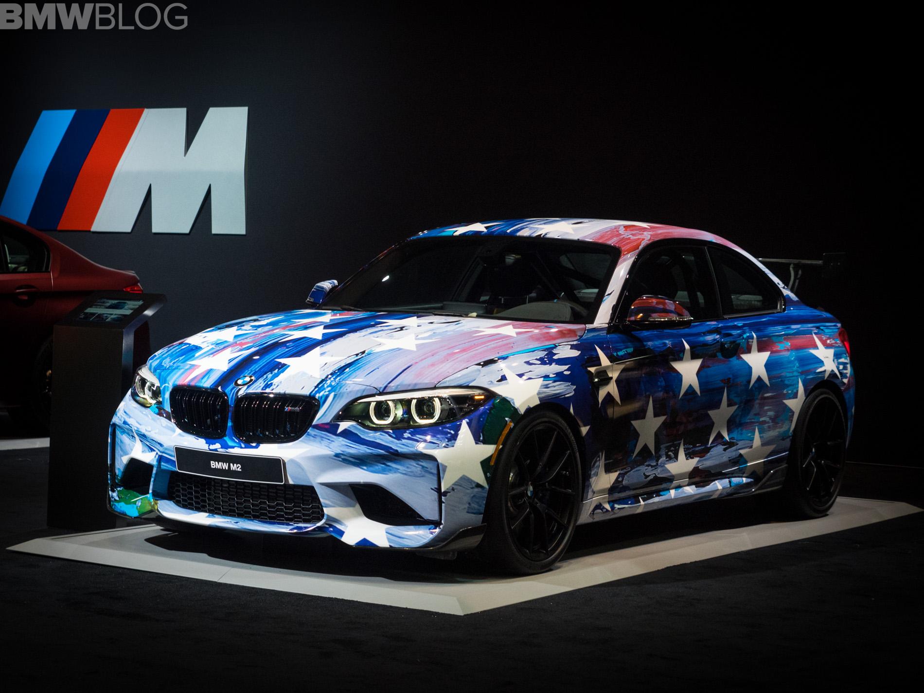 Laurel Motorsport BMW M2 1
