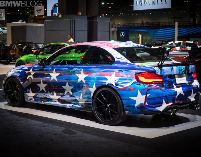 Laurel Motorsport BMW M2 12 830x651